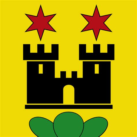 castle stars wipp meilen coat  arms clip art  clker