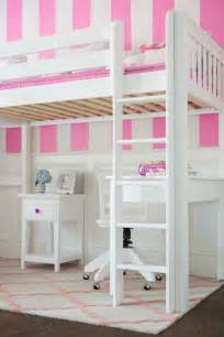 high loft bed with desk ladder for a white high loft bed with desk and