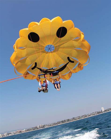 marina del rey parasailing boat rentals parasailing marina del rey itineraries visit marina del rey