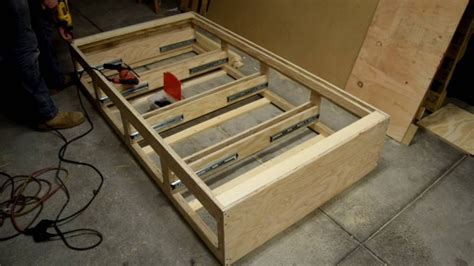 free bed plans with drawers drawer bed plans 90 bed plans bed frame with drawers