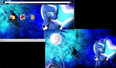 wesley designs chrome themes fim luna google chrome theme plus wallpaper by