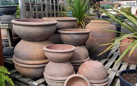 Garden Pottery Woodside Garden Centre Essex Pots To Inspire Garden