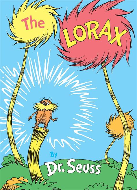 the lorax pictures from book a review of the dr seuss classic the lorax