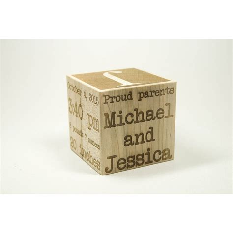 personalized custom photo puzzles made to order the wooden baby block 3 personalized handmade made to