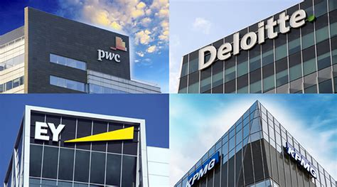 Mba Cpa Big 4 by Pwc Loses Top Spot To Deloitte As World S Largest Firm