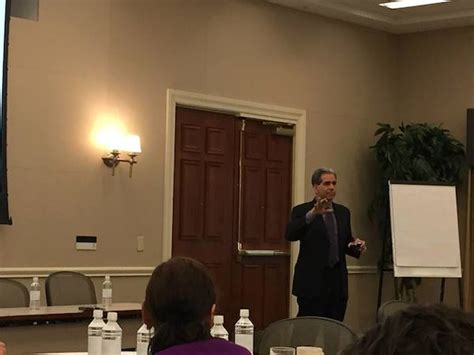 Michael Desiderio Executive Mba Council by Percept Research Shares Emba Insights At Southeast