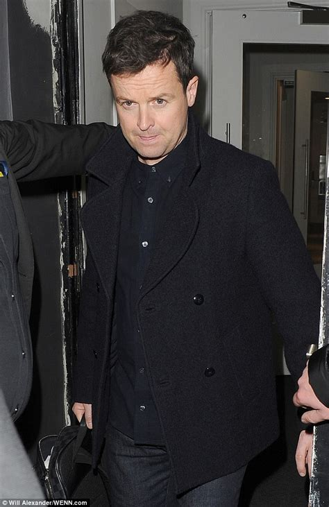 Going Back To Rehab by Declan Donnelly Devastated Ant Mcpartlin S Return