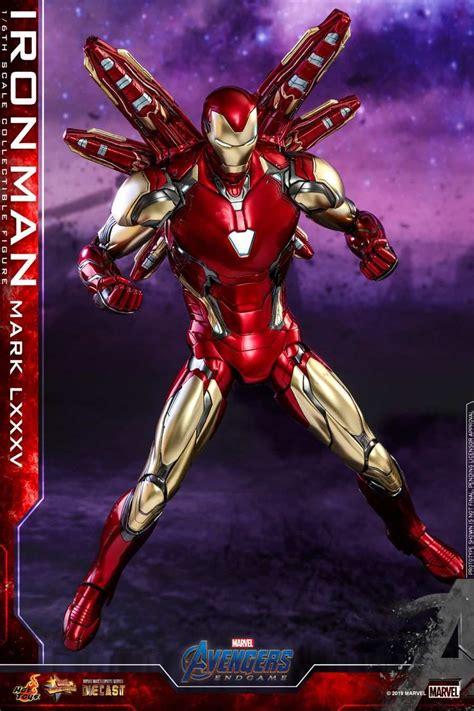iron mans mark avengers endgame armor revealed