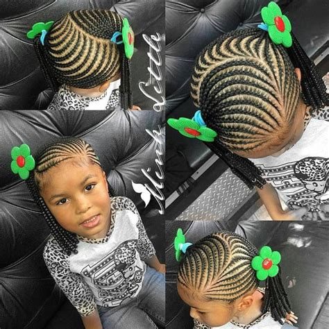 Kid Braided Hairstyles by 1000 Ideas About Braided Hairstyles On