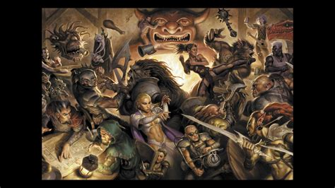 Dungeons Dragons Images The Hd by Dungeons And Dragons Wallpaper 1920x1080 Wallpapersafari