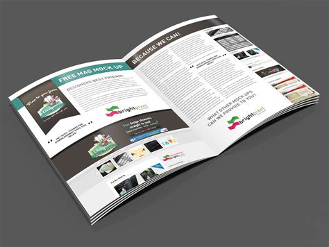 design graphics magazine free download free magazine centrefold spread mockup psd psd mockups