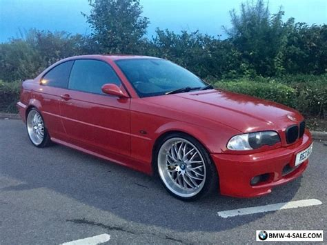 bmw e46 for sale 2001 coupe 330 for sale in united kingdom