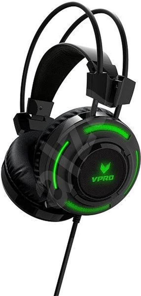 Rapoo Vpro Gaming Headset Vh200 Hitam rapoo vpro vh200 rgb gaming schwarz headset alza at