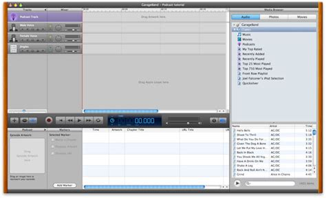 Garageband Podcast Template How To Create Professional Podcasts With Garageband