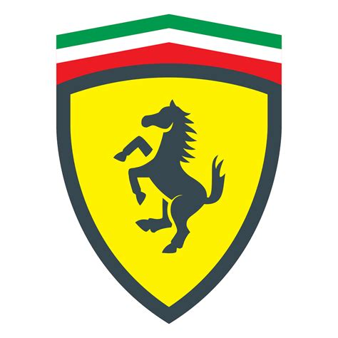 ferrari emblem vector ferrari clipart ferrari logo pencil and in color ferrari