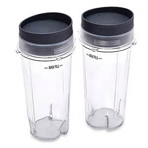 professional blender bl660 174 16 ounce single serve cups with lids for