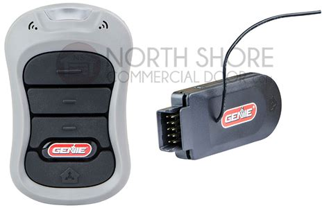 Genie Garage Door Network Adapter 37337r Glrn R Genie Closed Confirm Remote W Adapter