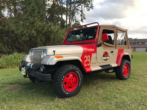 jurassic jeep jurassic park jeep jp29 maker faire orlando the