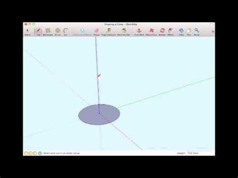 google sketchup cone tutorial full download making a cone in sketchup