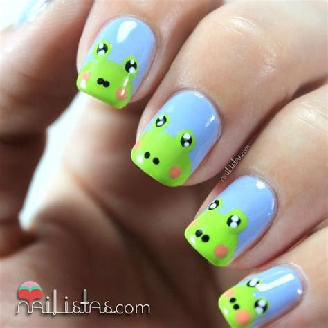 Imagenes De Uñas Decoradas Animales | u 209 as decoradas con animales nailsarteasy