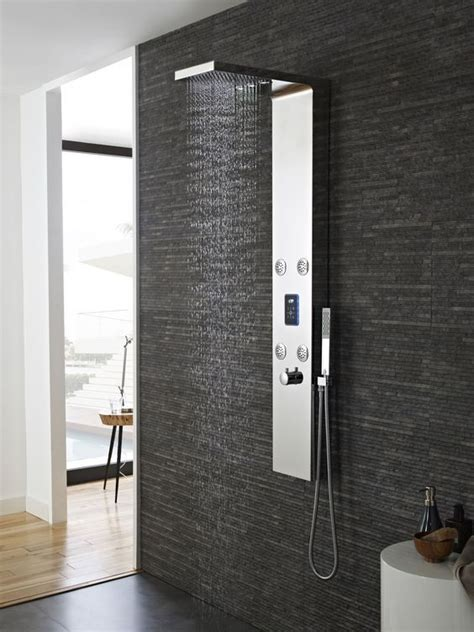 Shower Panels For Bathrooms 25 Best Ideas About Shower Panels On Pinterest Walk In Shower Screens Shower Enclosure