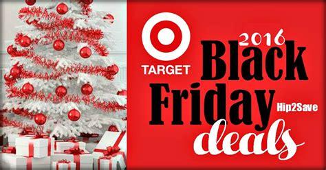 target 2016 black friday deals hip2save