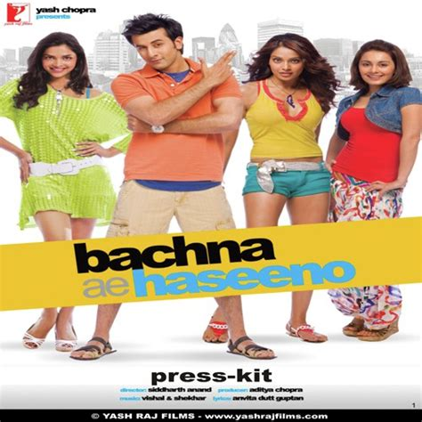 bachna ae haseeno songs download image gallery lucky boy song