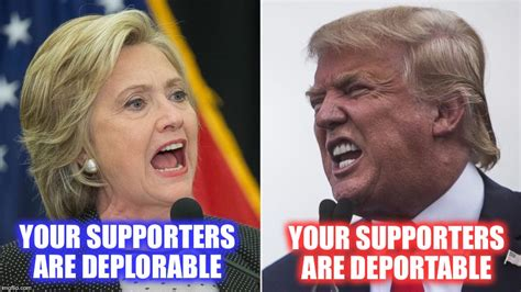hillary clinton meme deplorable just another day on the caign trail imgflip