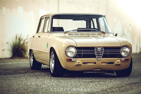 alfa romeo build a look at dorian s beige alfa romeo giulia build