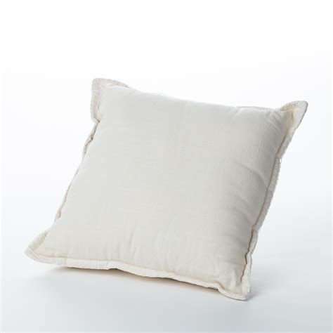 Ivory Pillow by Stella Ivory Pillow Encore Events Rentals