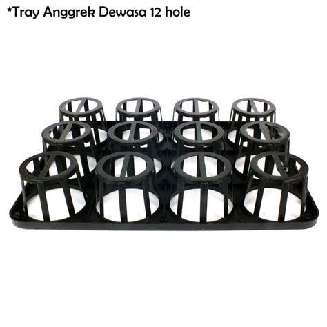 Pot Plastik Untuk Anggrek tray semai bibit anggrek untuk pot anggrek 3 5