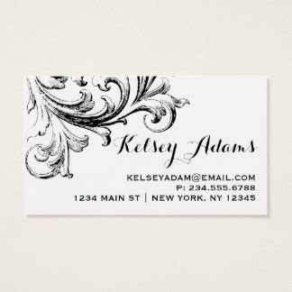 nouveau business card templates nouveau business cards templates zazzle