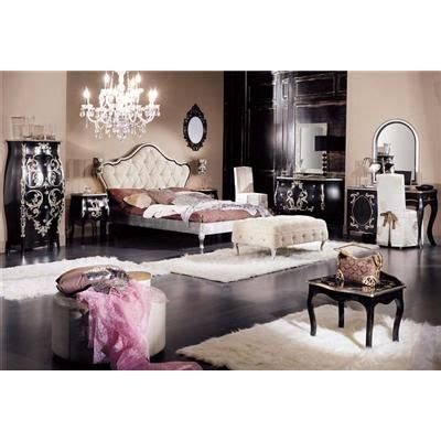 Hollywood Glam Bedroom » Home Design 2017