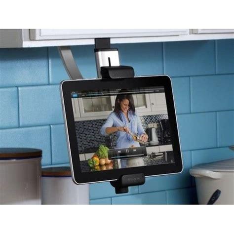 tablette pour recette de cuisine support tablette suspendu sp 233 cial cuisine belkin pour