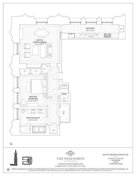woolworths floor plan tribeca citizen in the news floor plans for the