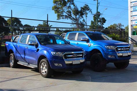 Next Ford Ranger by Ford Ranger Px11 Dual Cab Blue 11111 Superior Customer