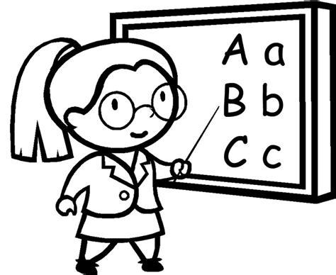 dibujo de preescolar para mi maestra maestra dibujalia dibujos para colorear elementos y