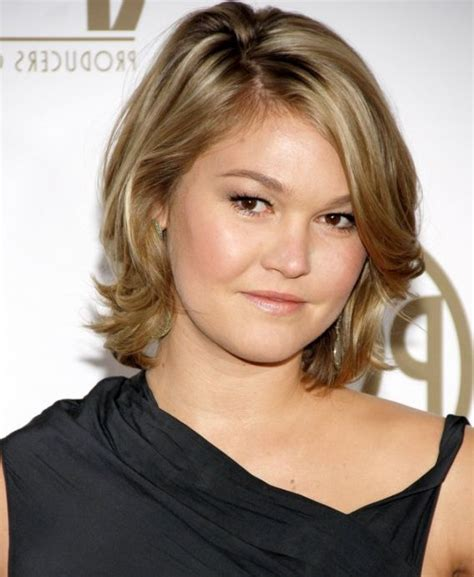 Medium Hairstyles Haircuts For Plus Size Women   Short