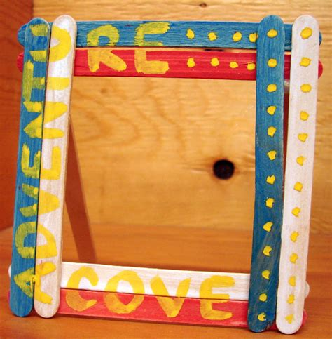 craft picture frames for craft stick picture frames crafts for lessons and