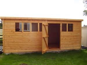 pent roof 16 x 8 garden shed garden sheds mega sheds