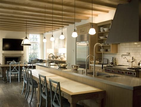 English Tudor Style Kitchen   Traditional   Kitchen