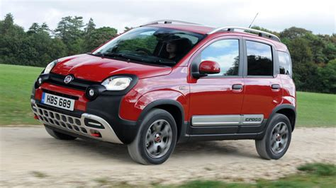 fiat panda review top gear drive fiat panda 0 9 twinair 90 cross 4x4 5dr