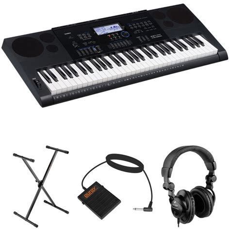 portable keyboards bh photo video manual guide casio ctk 6200 portable keyboard value bundle b h photo video