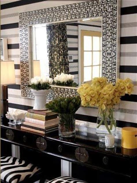 decoracion  espejos cuadrados