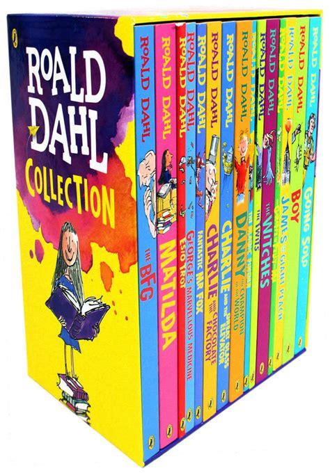 Roald Dahl Collection roald dahl 15 book collection gift set pack children s