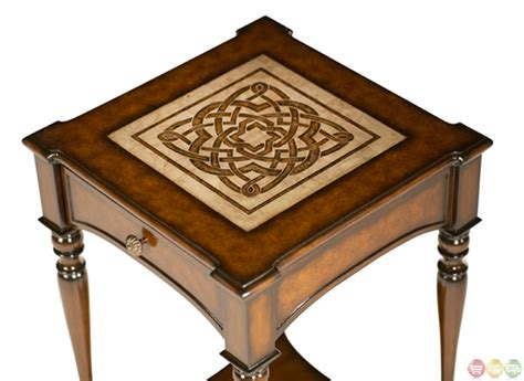 accent tray table michael amini discoveries accent tray table ctln 005 by aico