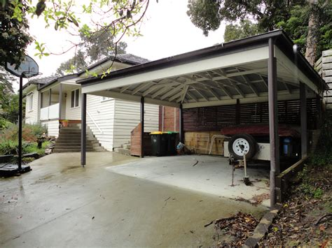 Driveway Carport Carports On Sloping Driveways Pictures Pixelmari
