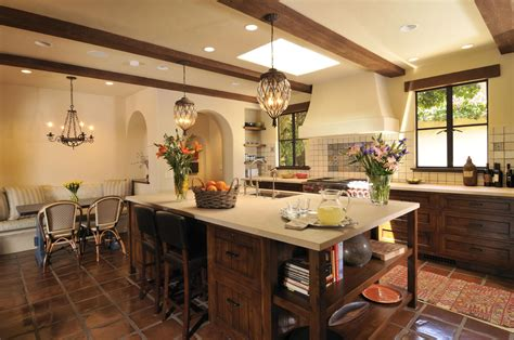 colonial kitchen designs spanish kitchens 4 spanish colonial revival kitchen