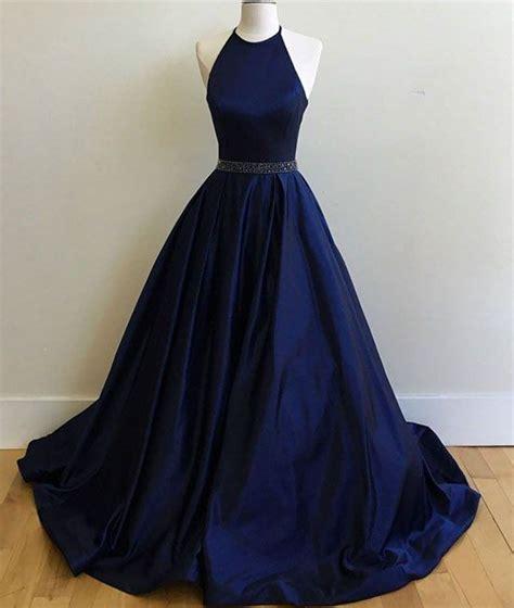 charming prom dresssexy prom dresssimple halter prom