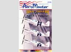 D-Day Invasion Stripes Review by Rodger Kelly (Aermoaster ... P 47d Thunderbolt